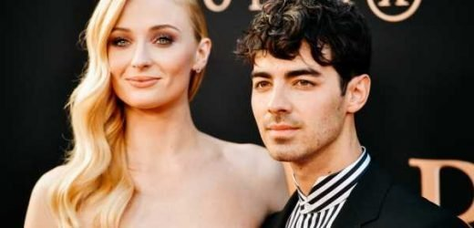 Joe Jonas Wrote This New Song About Sophie Turner & The Lyrics Will Make Fans Sob