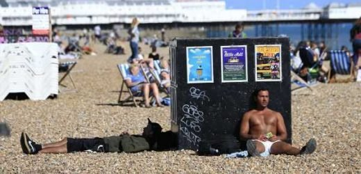 Large part of UK to sizzle in hottest day of the year as temperatures hit 29C