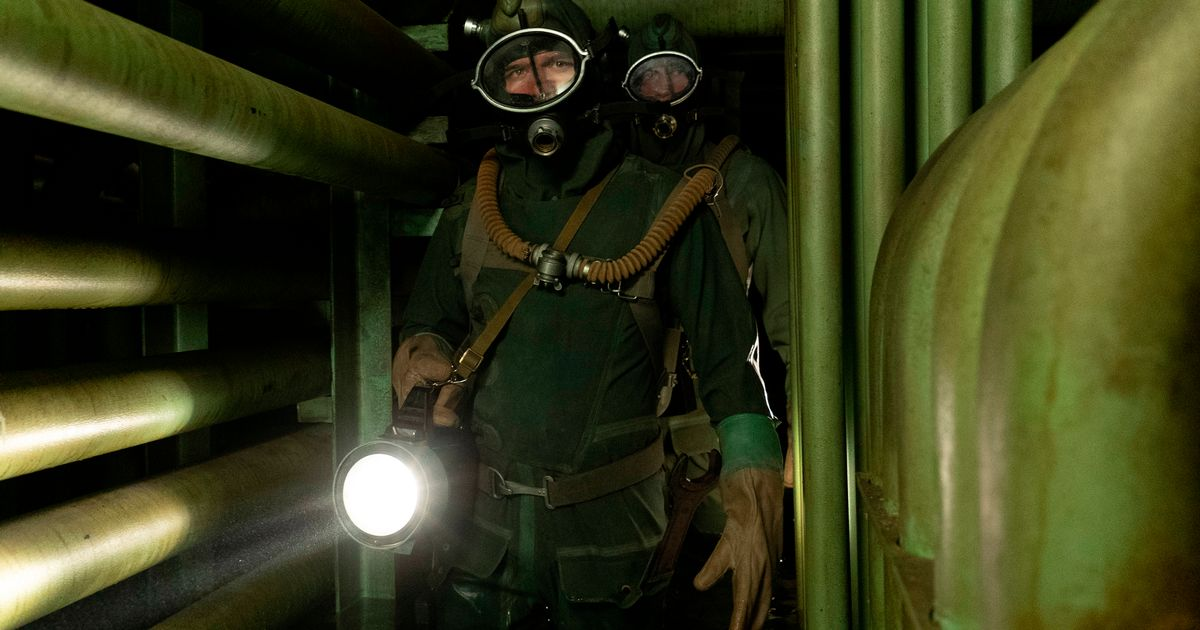 Selfless Chernobyl 'suicide divers' saved Europe from nuclear devastation