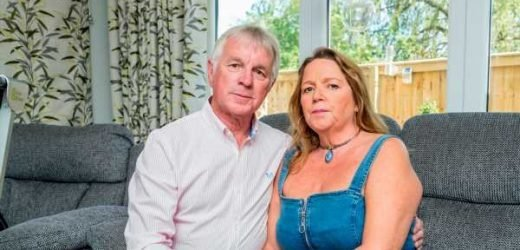 Couple 'kicked off nudist campsite' after defending man with 'morning glory'