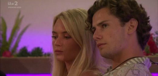 Love Island 'flagged to Ofcom' after fans complain about way Joe treats Lucie