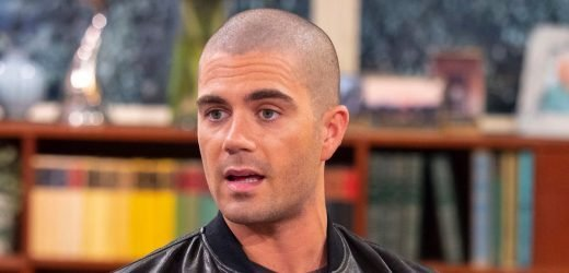 Max George responds to claims Meghan Markle messaged him before Prince Harry