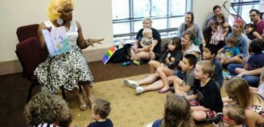 Protests Aren't Stopping Drag Queen Story Hour From Bringing Pride To The Deep South