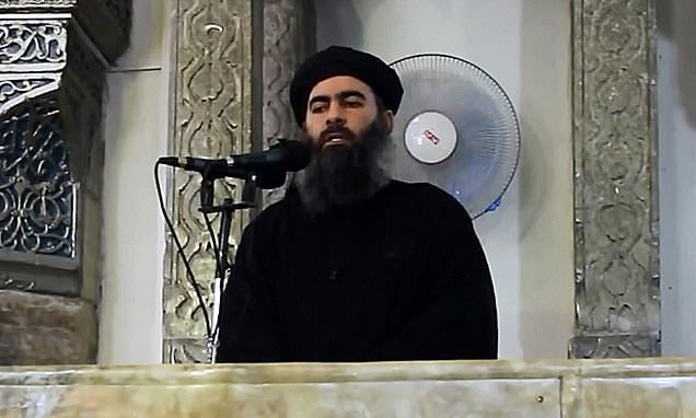 Thousands of ISIS sleeper cells 'could attack Britain' in revenge