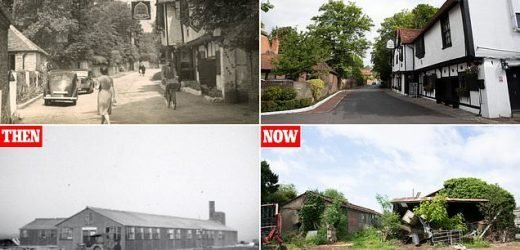 Idyllic English village that played host to D-Day's last great secret