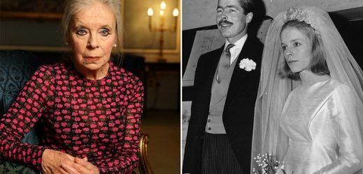 Lady Lucan reveals anguish in letters found hidden in her old home