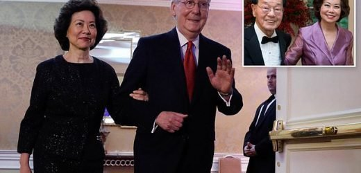 Elaine Chao canceled China trip after ethics complaints