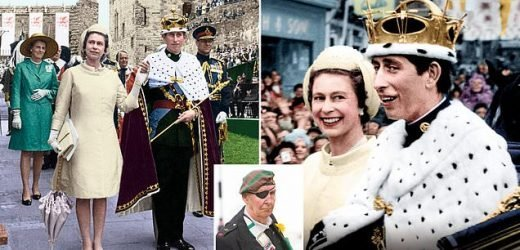 The riveting inside story of Prince Charles's 1969 investiture