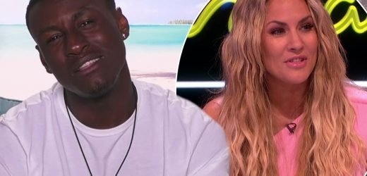 Love Island's Sherif Lanre 'BANNED' from spin-off show Aftersun following shock exit