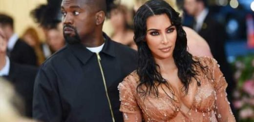 Kim Kardashian Just Posted A Brand-New Photo Of Baby Psalm Napping