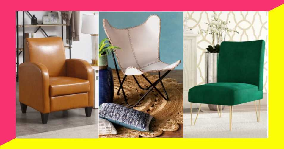 All The Accent Chairs On Sale At AllModern Right Now