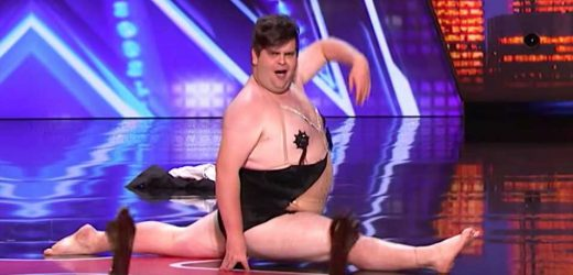 'Gay Fat Dancer' Has Golden Buzzer Moment On 'America's Got Talent'