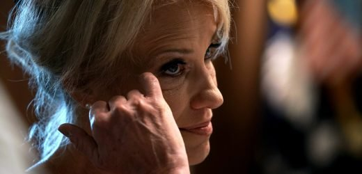 A Federal Agency Straight-Up Told Trump He Should Fire Kellyanne Conway