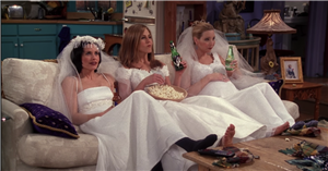 Courteney Cox's Birthday Celebration Is The Only 'Friends' Reunion You Need