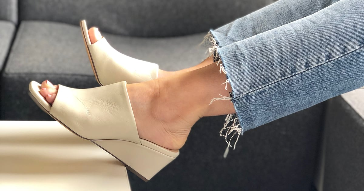 I Traded in My Sneakers For These $50 Wedges, and They're Just as Comfortable