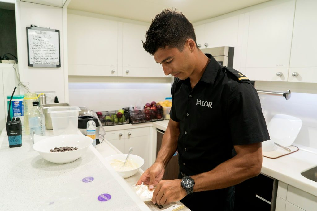 Which 'Below Deck' Deckhand Is Finally Working as a Yacht Chef?