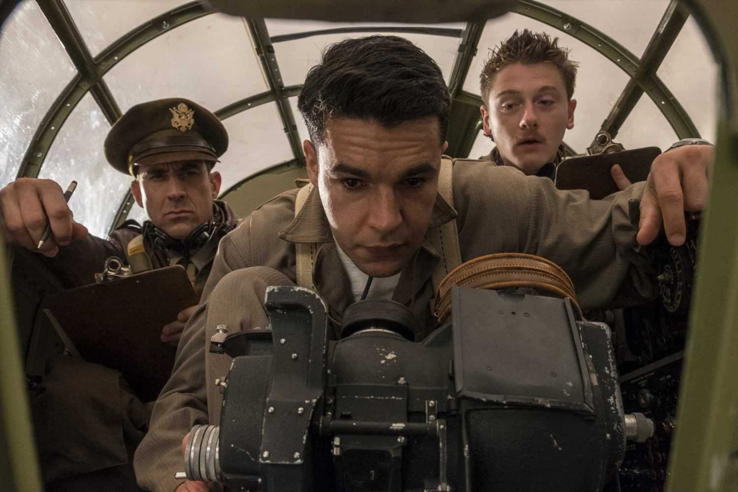 'Catch 22': Shooting the Hellish Aerial Combat Missions With Claustrophobic Authenticity