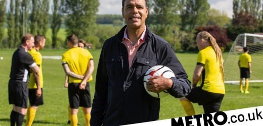 Unbelievable Jeff! Chris Kamara is joining Emmerdale