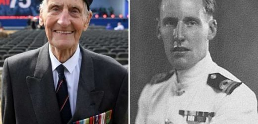 D-Day veteran, 97, battered on his doorstep by hammer thug in Normandy for 75th anniversary
