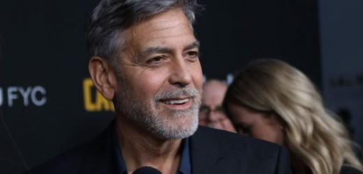 Who is George Clooney's First Wife?