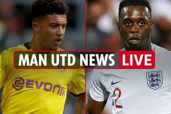10.30pm Man Utd transfer news LIVE: Sancho wanted if Pogba leaves, Wan-Bissaka meeting today, Neymar offered to United