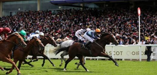 2:30 Royal Ascot runners and prices: Racecard and results for the Queen Anne Stakes live on ITV