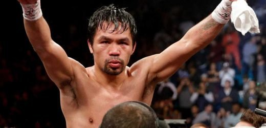 Manny Pacquiao, 40, risks brain damage if he doesn't retire, warns top promoter Bob Arum