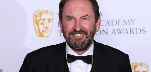 Who is Soccer Aid 2019 celeb Lee Mack? Not Going Out and Would I Lie To You comedian who won a TV Bafta earlier this year