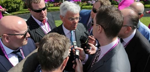 Hughie Morrison hoping a Derby win for Telecaster can propel him to further success this season