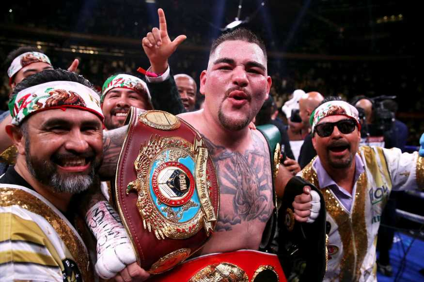 Andy Ruiz Jr net worth: How much has new heavyweight champ earned in boxing and what was his purse from Anthony Joshua fight?