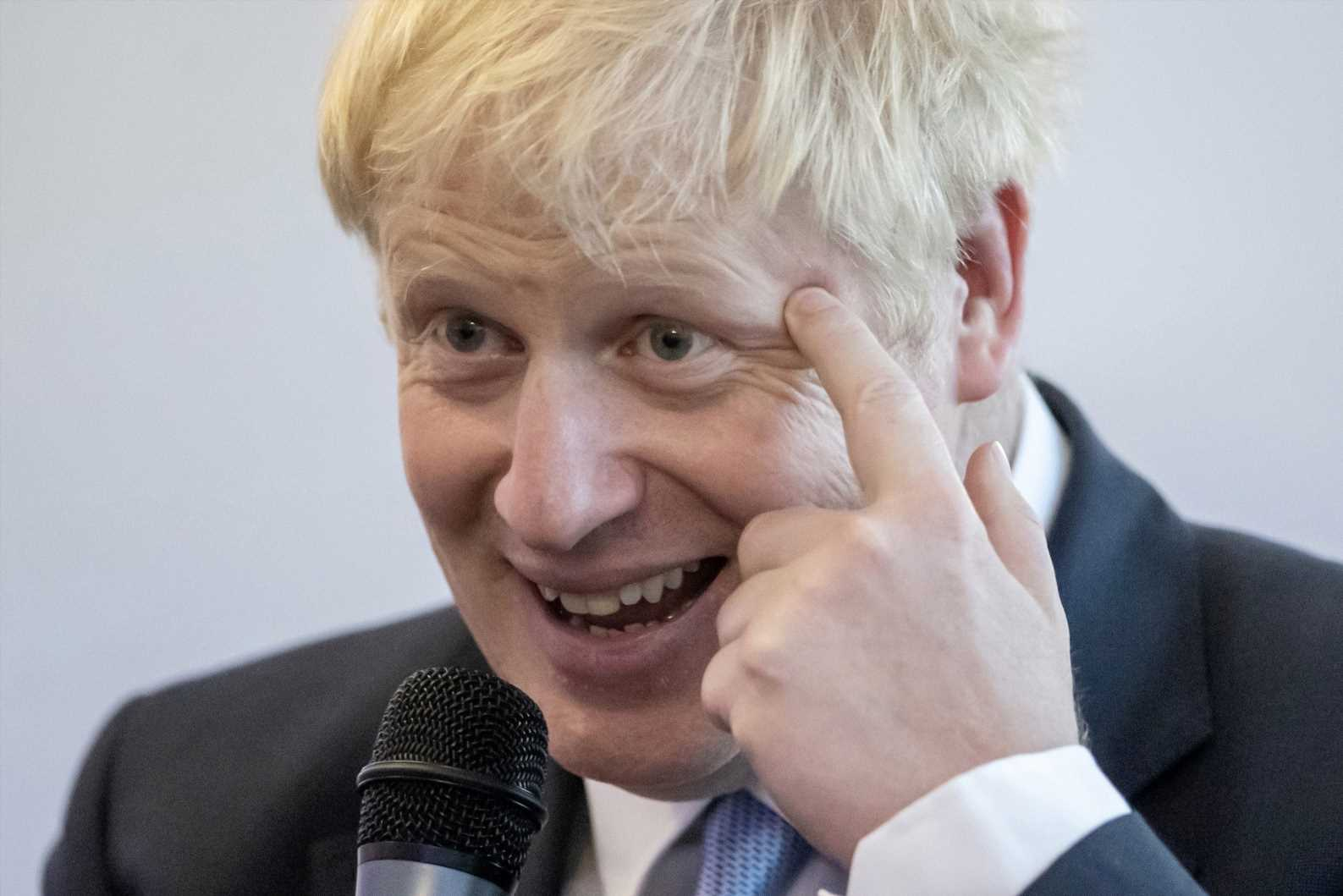 Boris Johnson must convince voters he's serious and statesmanlike enough to be PM – The Sun