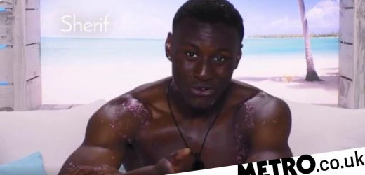 Love Island fans claim Sherif got kicked out for using his phone