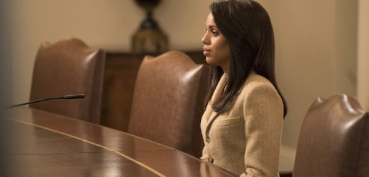 Will ABC's 'Scandal' Get a Reboot?