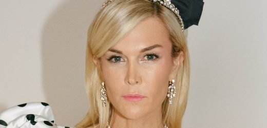 Tinsley Mortimer Bats Her Lashes at Her Beauty Mogul Future