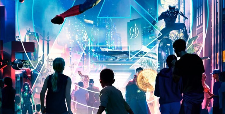 Theme Park Bits: Marvel Land Permits, Star Wars Bounding, and More – /Film