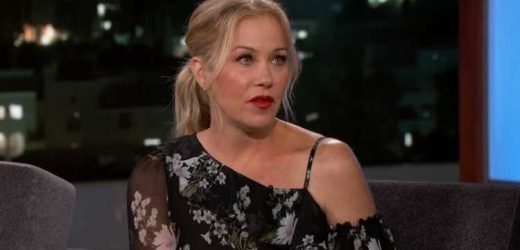 Christina Applegate Is 'Really Proud' of Her Netflix Series, 'Dead to Me'!