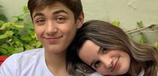 Asher Angel & Annie LeBlanc Are So In Love!