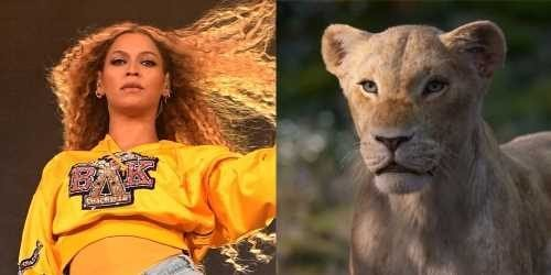 Beyonce Drops New Clip of Nala Speaking in 'The Lion King'