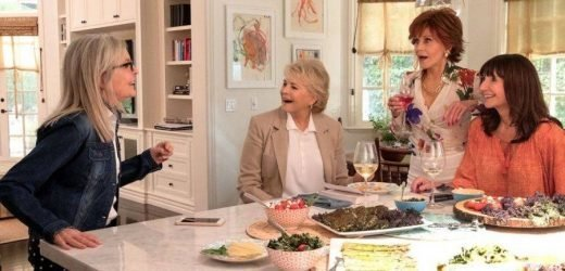 'Book Club 2' Is in the Works, According to Mary Steenburgen
