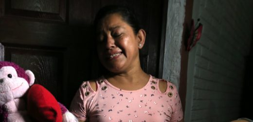 'They died in each other's arms,' drowned migrant's mother says