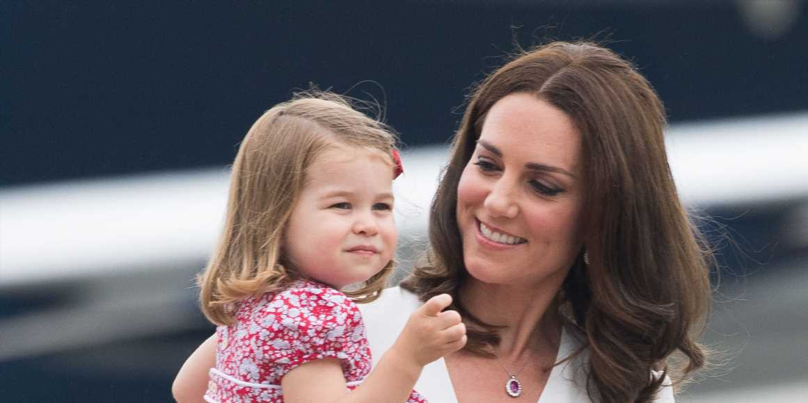 Kate Middleton Just Said the Sweetest Thing About Princess Charlotte Starting School
