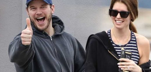 Chris Pratt Marries Katherine Schwarzenegger In Romantic Ceremony
