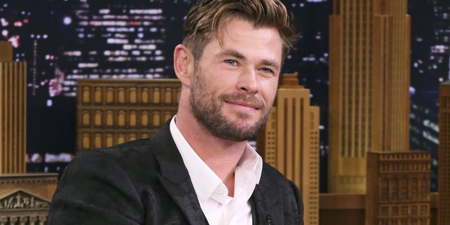 Chris Hemsworth's First Job? Cleaning Out Breast Pumps.