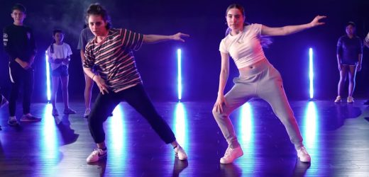 "We Need to Discuss the Insane Isolations in This Dance Video For Ed Sheeran's ""Cross Me"""