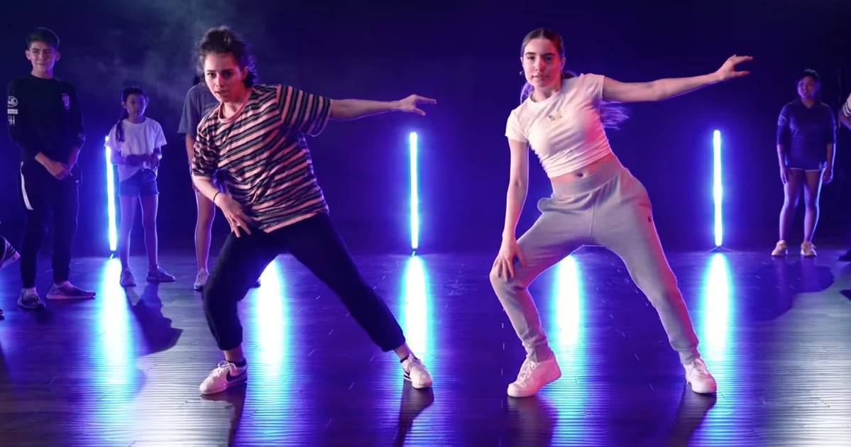 """We Need to Discuss the Insane Isolations in This Dance Video For Ed Sheeran's """"Cross Me"""""""
