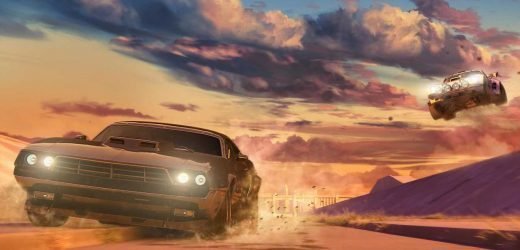 Fast and Furious animated Netflix series revs up with first teaser