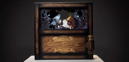 'Game of Thrones' Series Box Set Comes in a Wooden Shadow Box, Has Never-Before-Seen Cast Reunion Panel