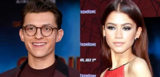 Tom Holland & Zendaya Premiere 'Spider-Man: Far From Home' in Hollywood!