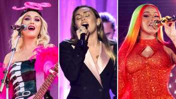 Summer Goes Pop as Katy Perry, Miley Cyrus, Cardi B Drop New Songs