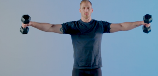 How to Do Lateral Raises Without Messing Up Your Shoulders